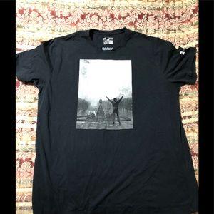 Rocky Balboa Under Black Under Armour T shirt